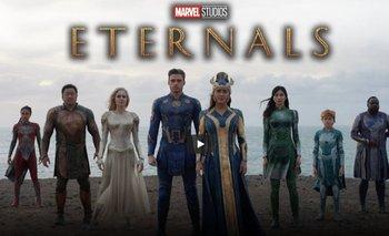 Marvel: Todavía no estrenó Eternals y filtraron la muerte de un personaje   Cine