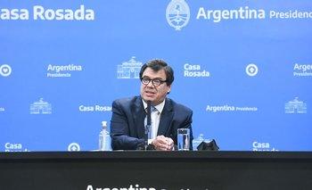 "Claudio Moroni, sobre el IFE: ""Fue una medida extraordinaria"" | Casa rosada"