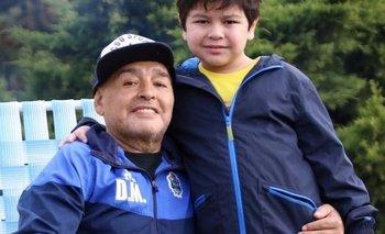 Los problemas de Dieguito Fernando tras la muerte de Diego Maradona | Televisión