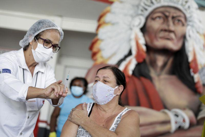Brasil se acerca a las 600.000 muertes por COVID-19 | Coronavirus