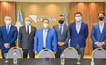 La Rioja: acuerdo para refinanciar la deuda del Bono Verde, con apoyo de acreedores   La rioja