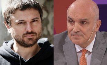 """Grabois humilló a Espert: """"Fijate si el narco te compra una constitución""""   Elecciones 2021"""