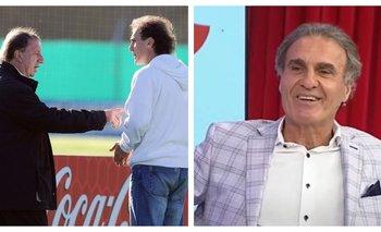 """Se plantó: Ruggeri defendió a Bilardo contra todos: """"Cuando salen y lo critican""""   Televisión"""