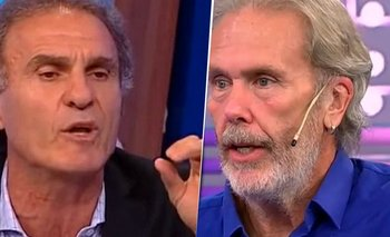 """Ruggeri fue a buscar a Bonadeo y lo quiso trompear en vivo: """"Muñequito""""   Televisión"""