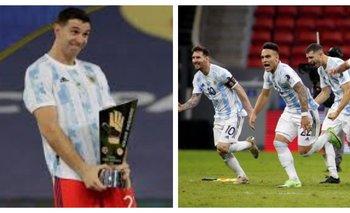Una estrella de la Selección se estalló con Dibu Martínez ante el United   Selección argentina