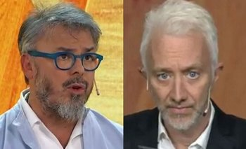 El calvario de Donato de Santis que dejó atónito a Andy Kusnetzoff | Televisión