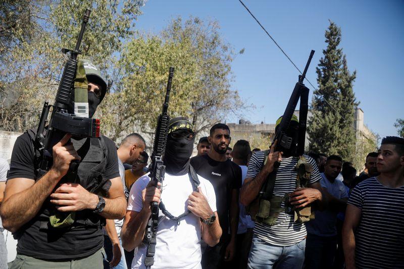 Tropas israelíes matan a cuatro militantes de Hamas en Cisjordania | Conflicto palestino-israelí