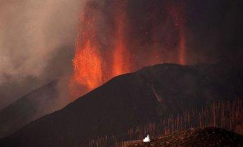 A una semana de su erupción, seguí el volcán de La Palma en vivo   Fenómenos naturales