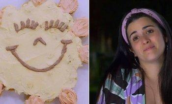 Bake Off: Catarata de memes por la torta de cupcakes de Belén | Televisión
