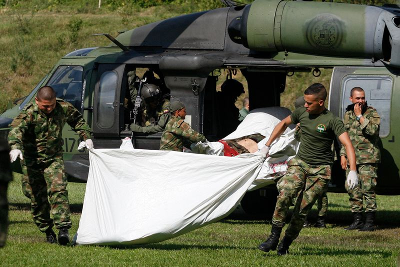 Mueren diez disidentes de las FARC en bombardeo en Colombia | Colombia