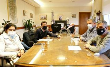 Nación se comprometió a aumentar la asistencia a los comedores de Margarita Barrientos | Desarrollo social