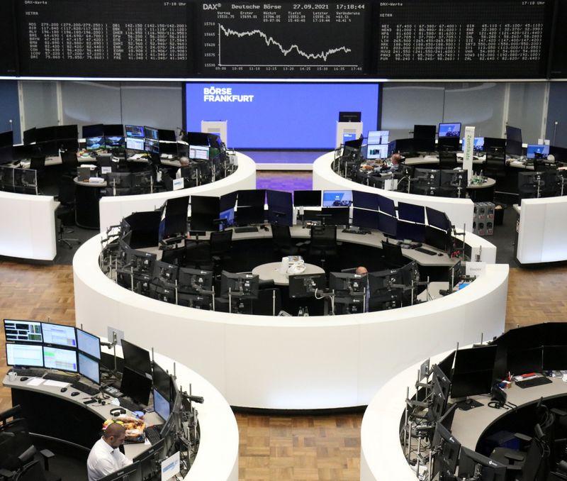 Las bolsas europeas en baja por las tecnológicas y China | Mercados