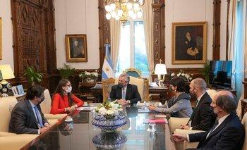 El Presidente participa de un debate de la ONU sobre pandemia y empleo   Coronavirus