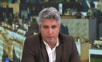 Papelón: empresario argentino desmintió en vivo a Maxi Montenegro | A24
