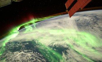 Imagen de la Tierra desde el espacio: la deslumbrante foto de un astronauta | Espacio exterior