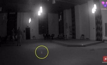 Graban espeluznante avistamiento en la prisión más embrujada del Reino Unido | Fenómenos paranormales