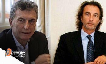 Paseo del Bajo: las reuniones Macri-Calcaterra para direccionar la licitación | Operación olivos