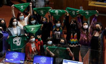 Avanza en Chile la despenalización del aborto para las primeras 14 semanas de gestación   Aborto legal