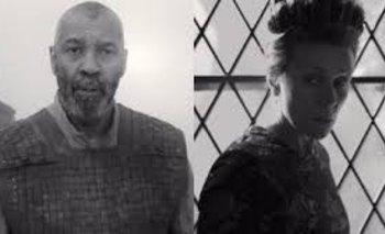 Primer trailer de  The Tragedy of Macbeth, con Denzel Washington y Frances McDormand  | Cine