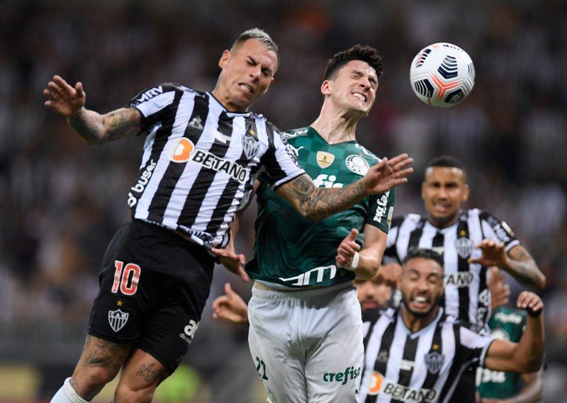 Palmeiras elimina a Atlético Mineiro y va a una nueva final de la Libertadores | Fútbol