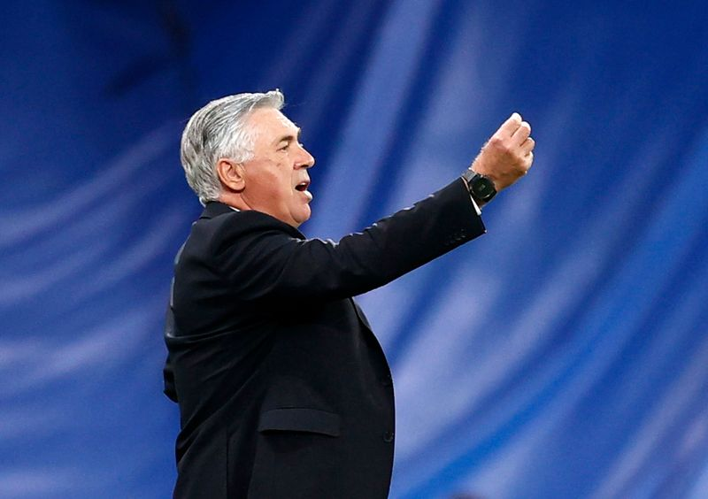'Todo mal' dice Ancelotti tras la derrota del Real Madrid ante el Sheriff | Fútbol
