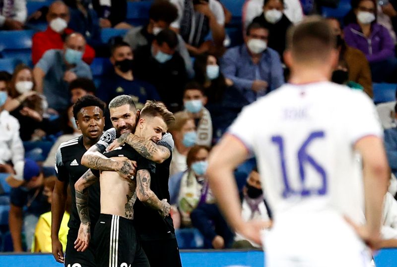 El Sheriff da la mayor campanada de la historia de la Champions en el Bernabéu | Fútbol