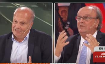 De Mendiguren liquidó a Lombardi con una terrible chicana | Televisión