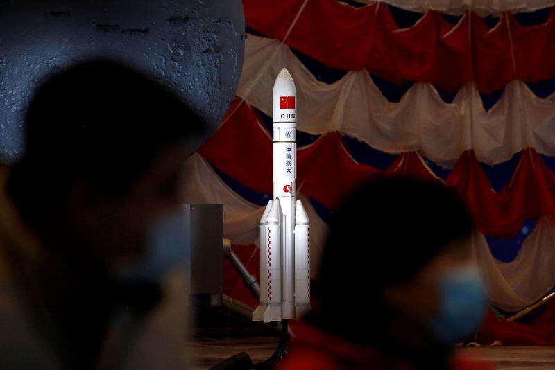 China lanzará cohete en 2028 capaz de enviar misión tripulada a la Luna | Espacio exterior