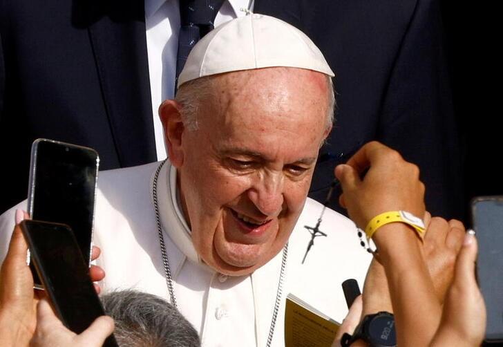 Fuerte mensaje del Papa Francisco por el cambio climático | Cambio climático