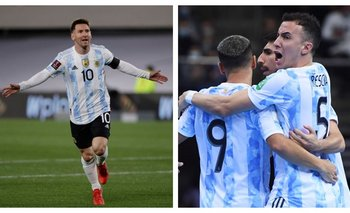 La alegría de Messi por el pase de Selección de Futsal a la final | Futsal