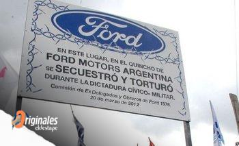 Responsabilidad empresarial en dictadura: confirman condena a directivos de Ford   Crímenes de lesa humanidad