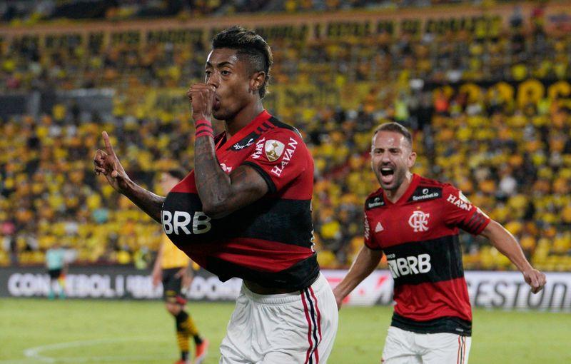 Flamengo vence a Barcelona de Ecuador y enfrentará a Palmeiras en la final  | Fútbol