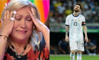 Erró una respuesta sobre Messi en Los 8 escalones y fue viral   Televisión