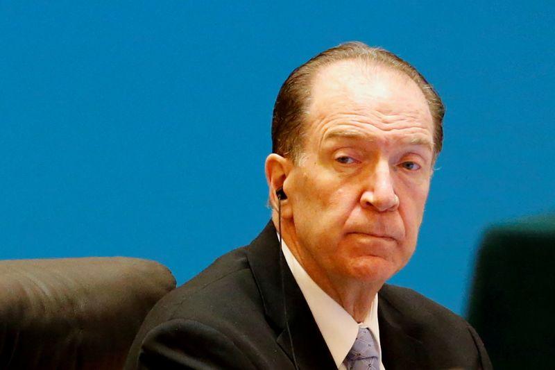 Jefe del Banco Mundial dice que deuda de países pobres podría empeorar    Deuda