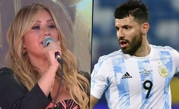 Karina La Princesita humilló al Kun Agüero tras el papelón en redes | Televisión