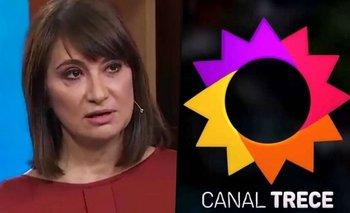La venganza de María Laura Santillán a Telenoche y El Trece | Televisión