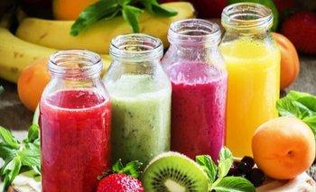 Jugos detox: la receta para jugos ricos y sin azúcar | Recetas de cocina