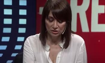 María Laura Santillán reveló la discriminación que sufrió en El Trece   Televisión