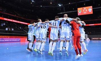Argentina vs Portugal: todo lo que tenés que saber de la final de Futsal | Selección argentina