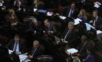 El oficialismo logró aprobar la nueva Ley de Hidrocarburos | Frente renovador