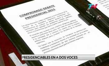 Elecciones presidenciales 2015: precandidatos se comprometieron a debatir | Cristina kirchner
