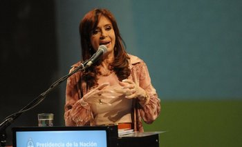 Cristina expresó desagrado a Obama por la designación de una funcionaria   Cristina kirchner