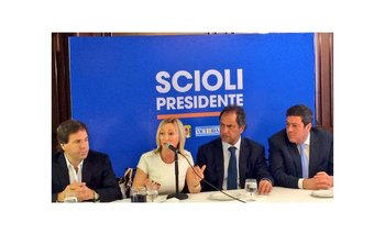 Mónica López renunciará a su candidatura al Parlasur | Mónica lópez