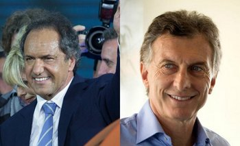 Elecciones 2015: Scioli amplía su ventaja y Macri no logra superar la barrera de los 30 puntos   Daniel scioli