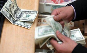 El blue bajó 9 centavos a $ 15,80 | Dólar