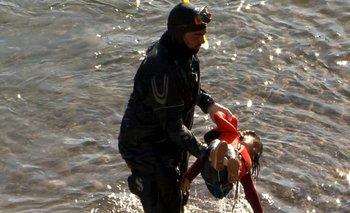 El cuerpo de otra niña refugiada flotando en el mar recuerda que todo sigue igual   Siria