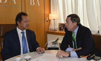 Elecciones 2015: Scioli confirmó a Ricardo Casal como su ministro de Justicia | Frente para la victoria