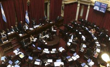 El Senado convirtió en ley al Presupuesto 2016 | Presupuesto 2016