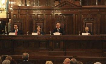 El Gobierno retiró el pliego de Carlés y propuso dos nuevos jueces para la Corte Suprema | Carlos fayt