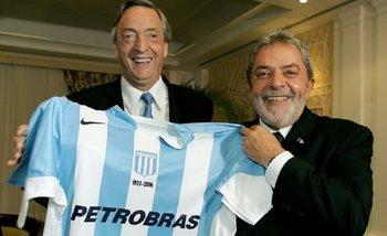 Exclusivo: el mensaje de Lula por el cumpleaños de Néstor | Lula da silva